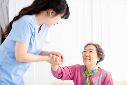 Worry-Free Personal Care with Our Help