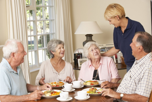 How to Get Seniors to Eat